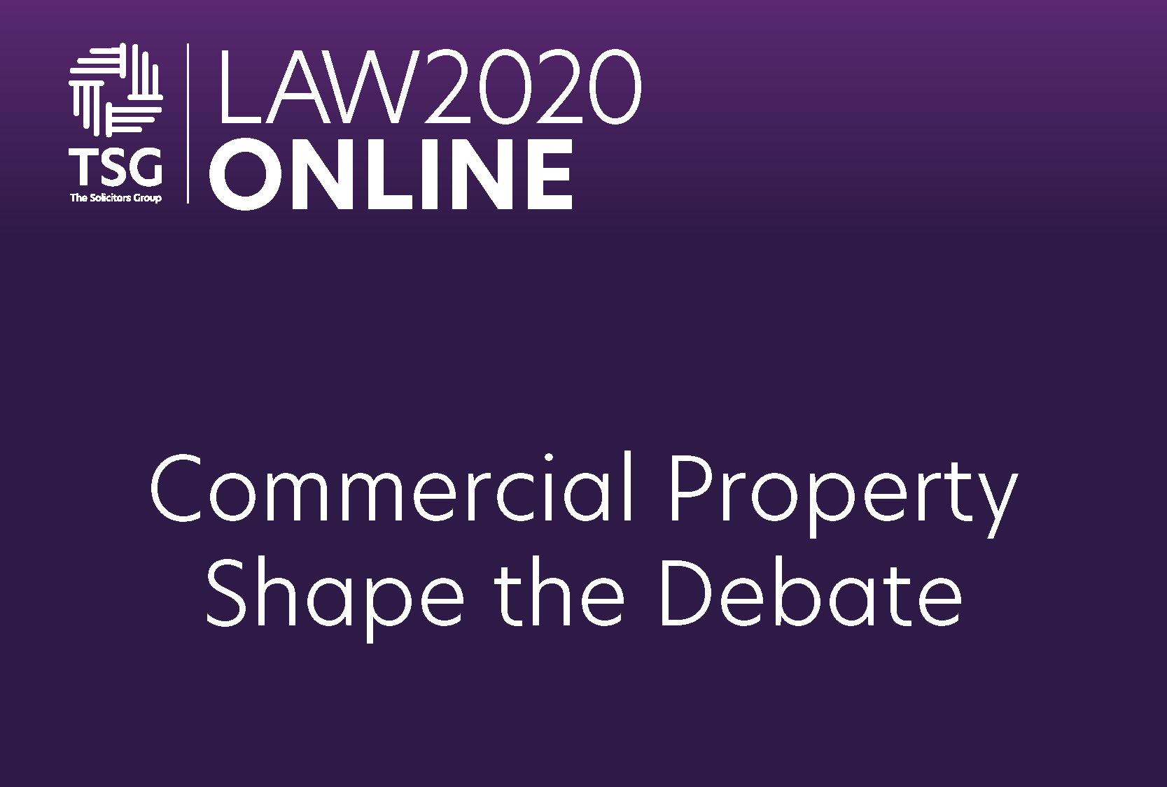 Commercial Property Shape the Debate