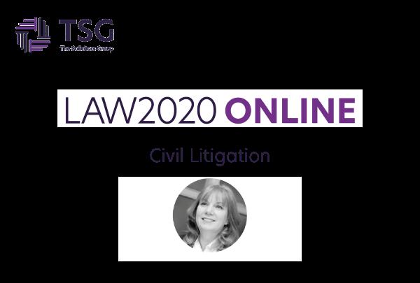LAW2020 Online Civil Litigation 600