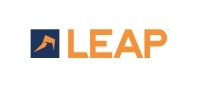 LEAP logo emails